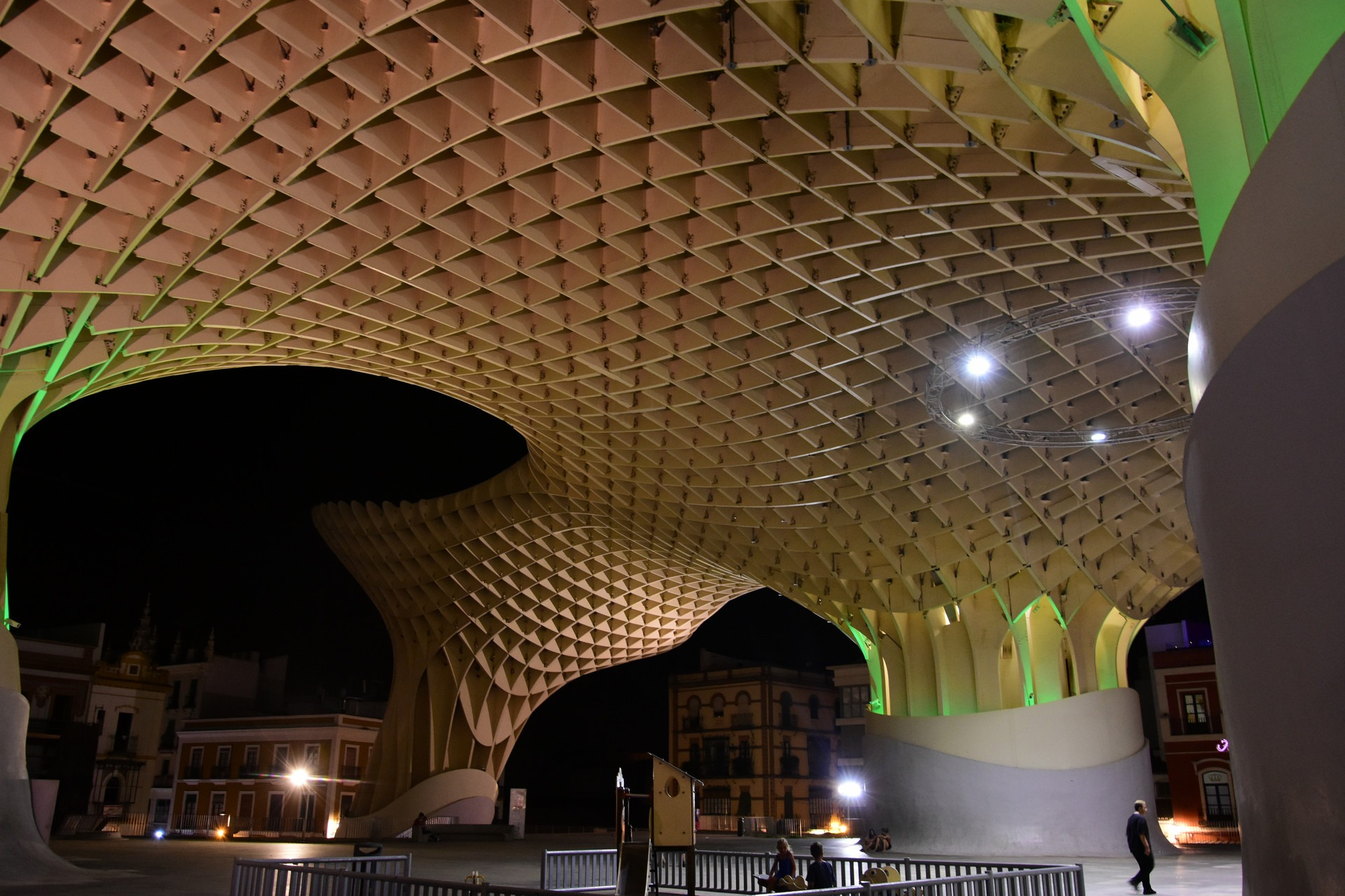Spain – First evening in Seville