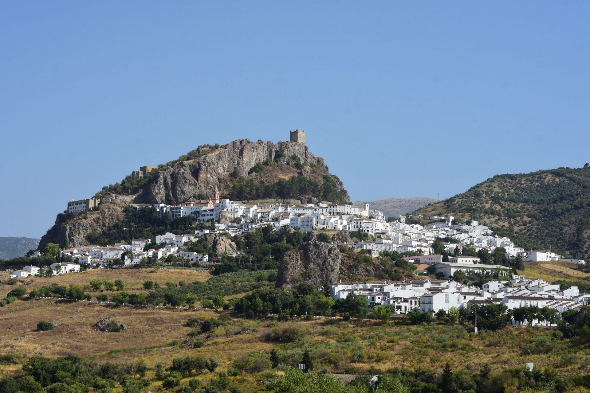 Spain – Pueblos Blancos: Zahara, Grazalema & Ronda
