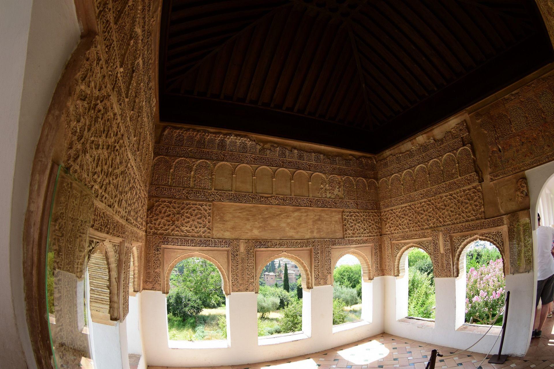 Spain – Granada: Alhambra