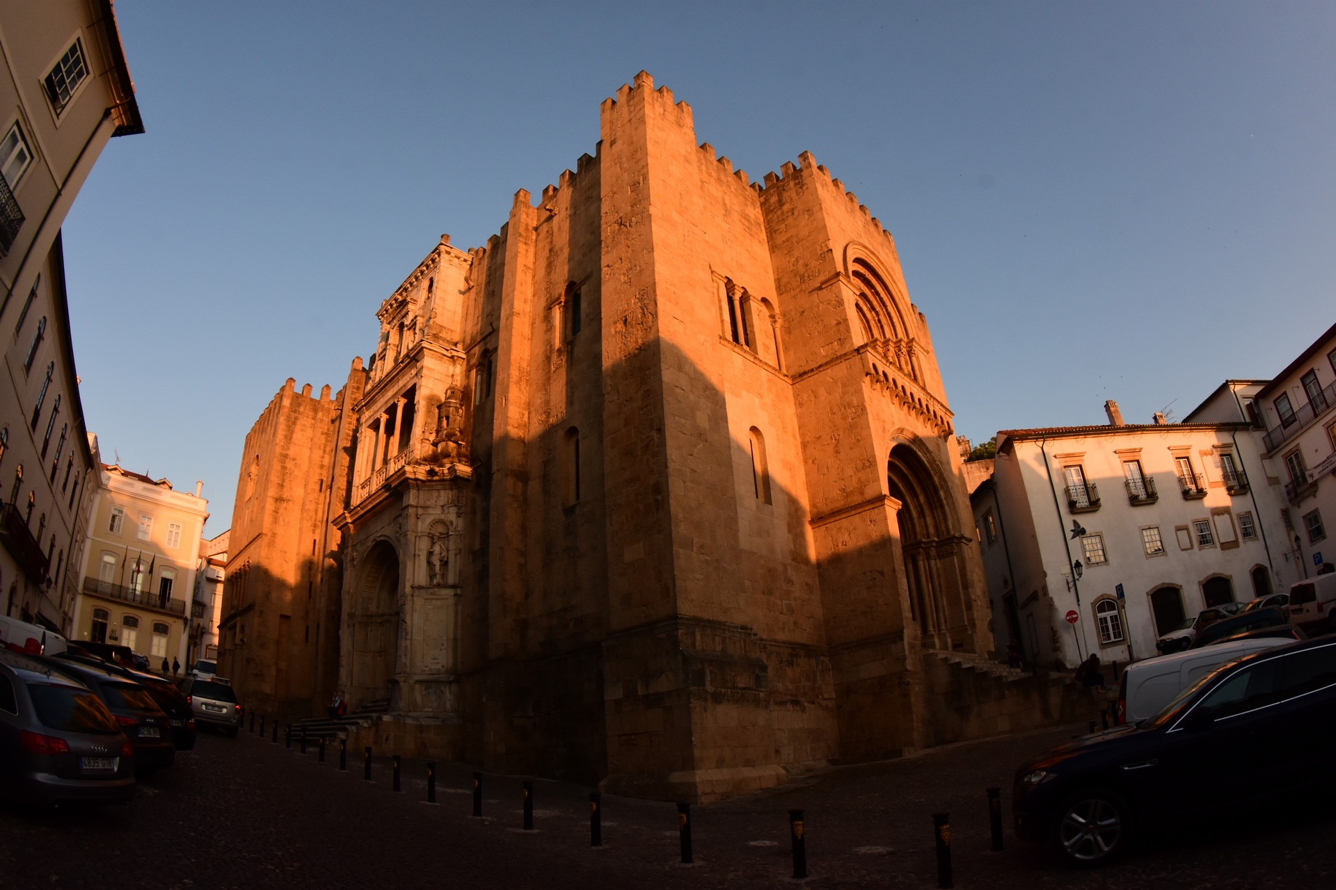 Portugal – First evening in Coimbra