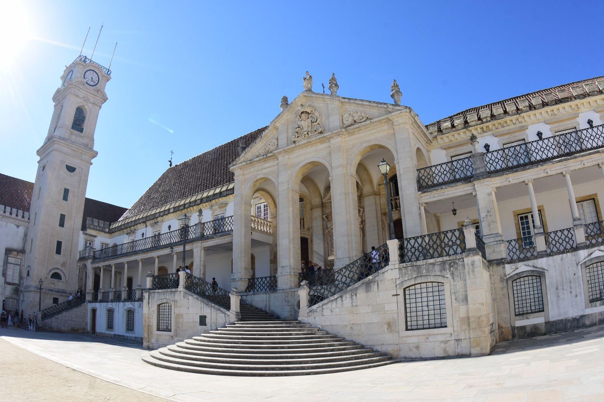 Portugal – Coimbra & University