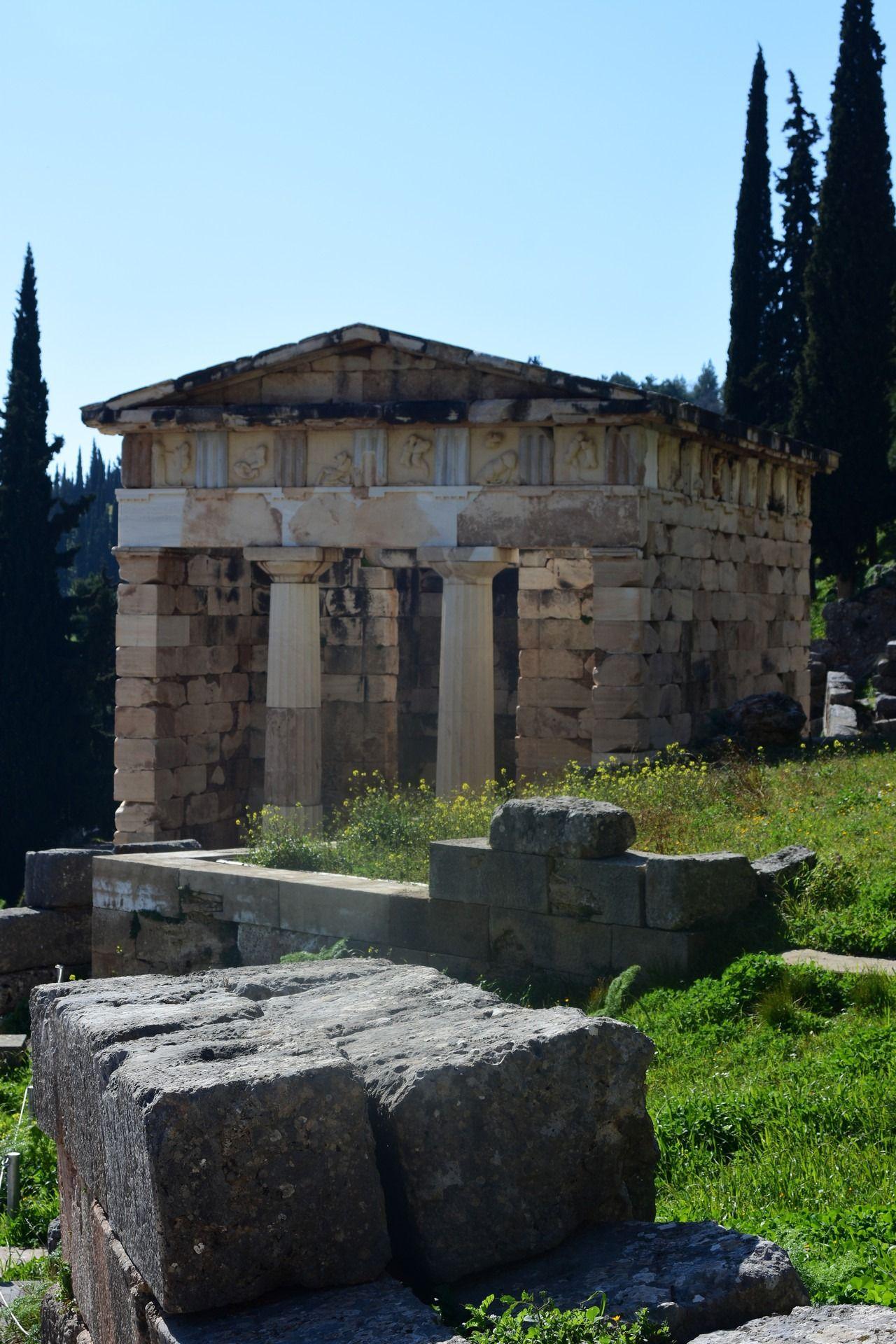 Charilaos Trikoupis Bridge, Delphi and Arachova