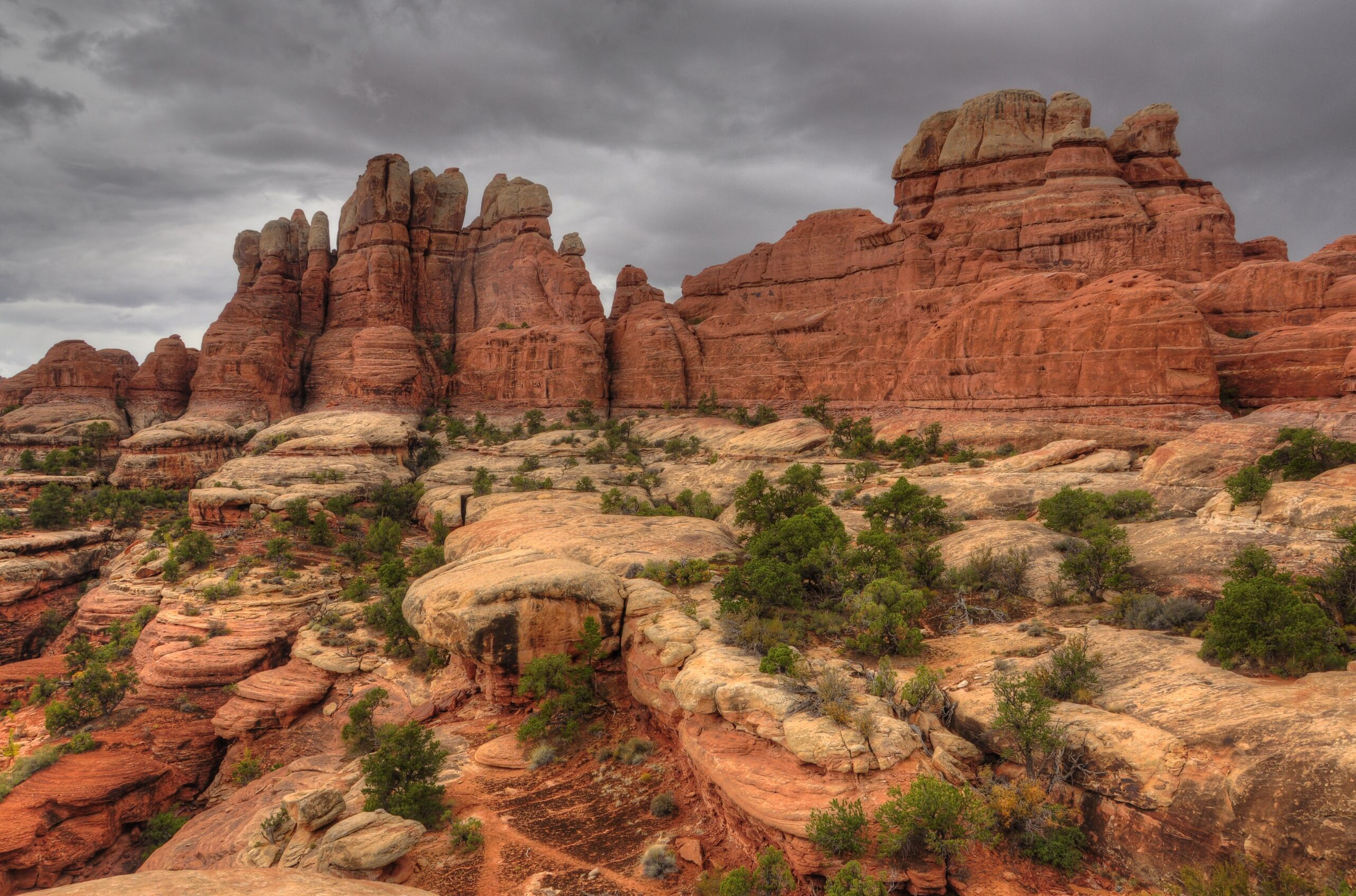 Needles District – Canyonlands National Park