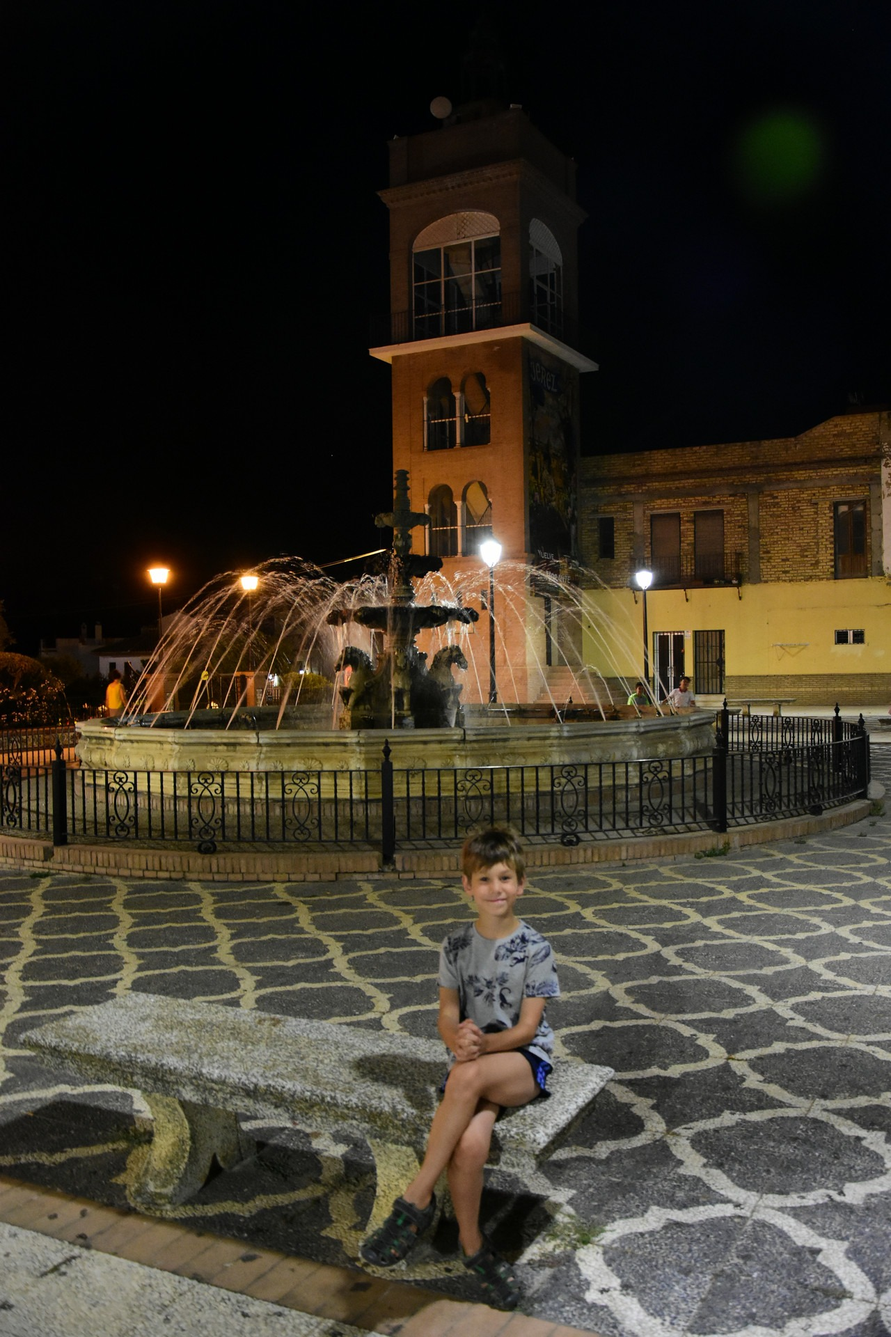 Spain – little rest in La Puebla del Rio