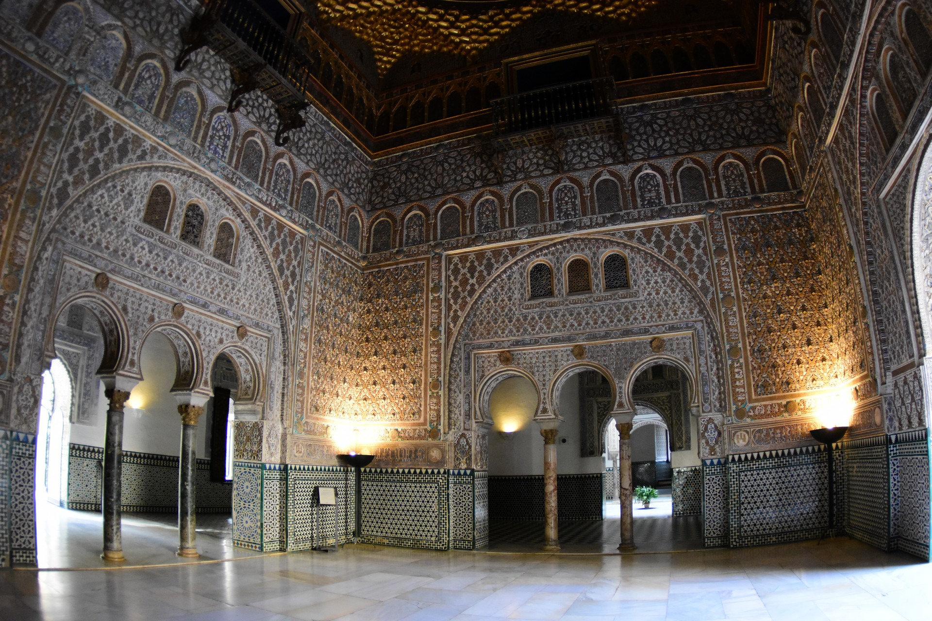 Spain – Seville: Cathedral & Royal Alcazar