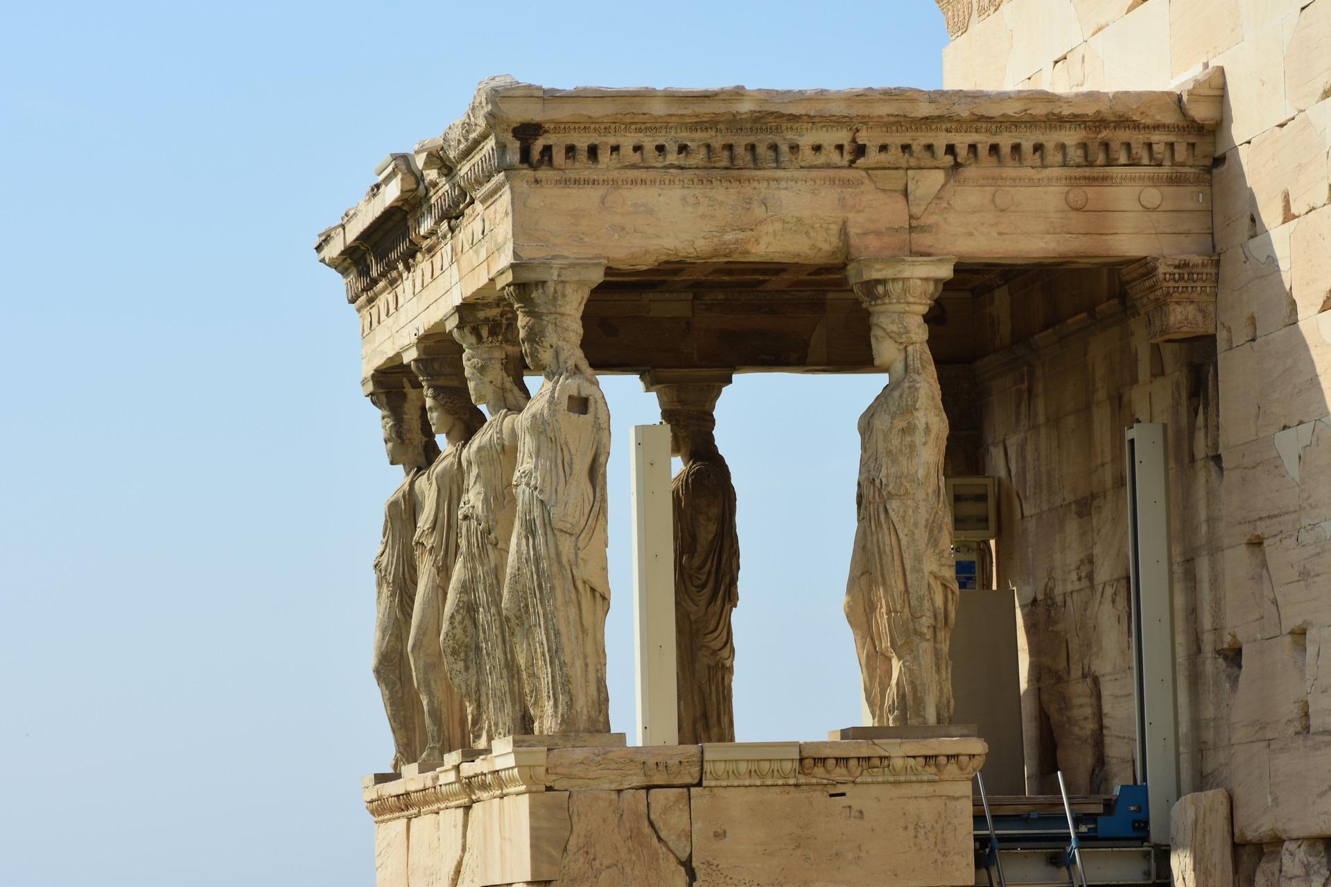 Athenes: Kerameikos and Acropolis